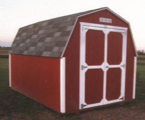 4' Barn Style