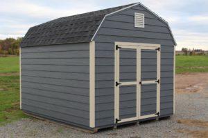 Lofted Dutch Barn